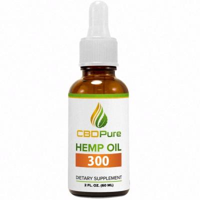 CBD Pure Oil 300